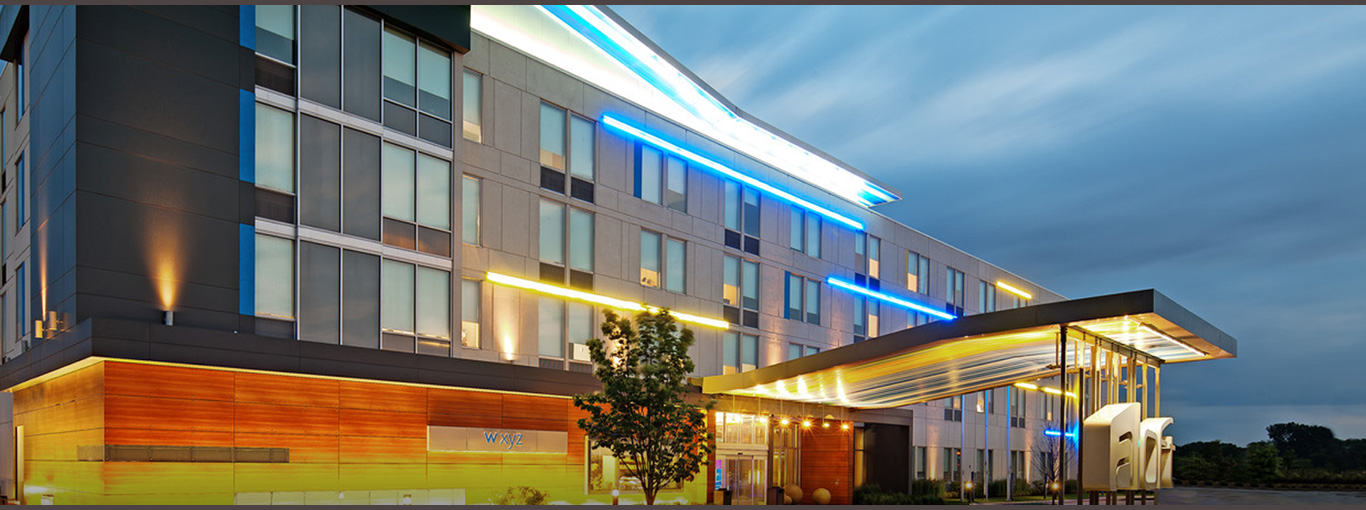 Aloft Hotel Bolingbrook