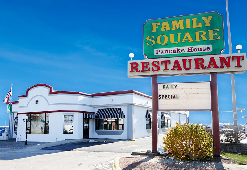 Family Square Restaurant