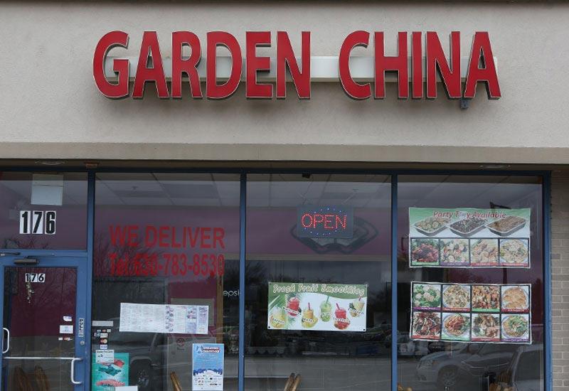 Garden China