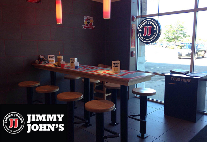 Jimmy John's (West Boughton)