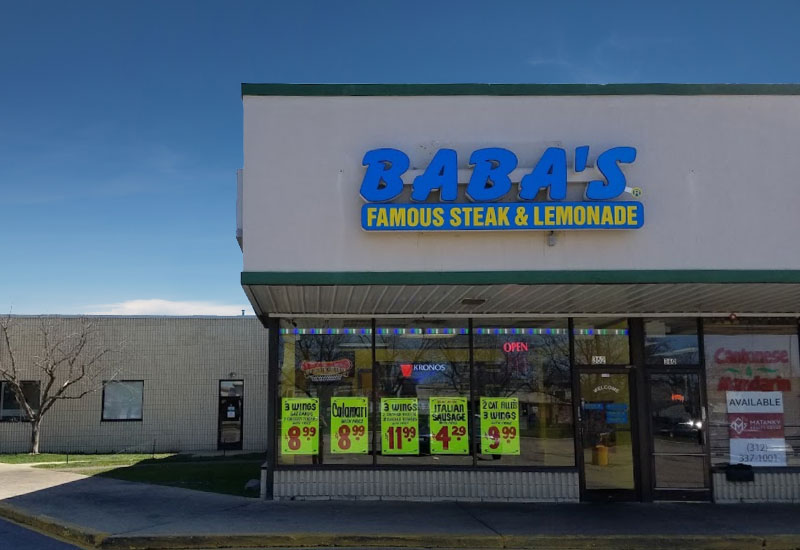 Babas Steak