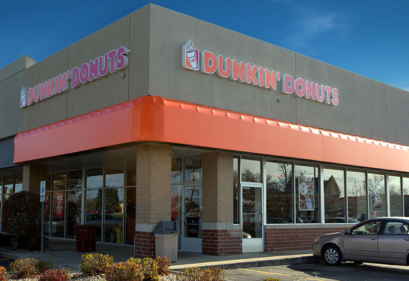 Dunkin Donuts 1255 Boughton Road