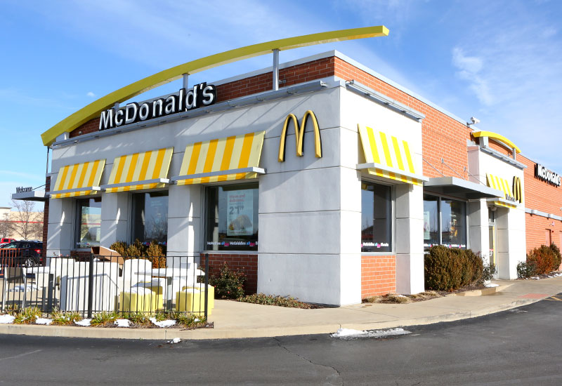 McDonalds on Weber Road
