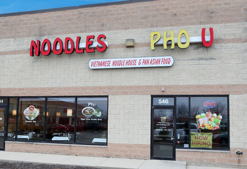 Noodles Pho You