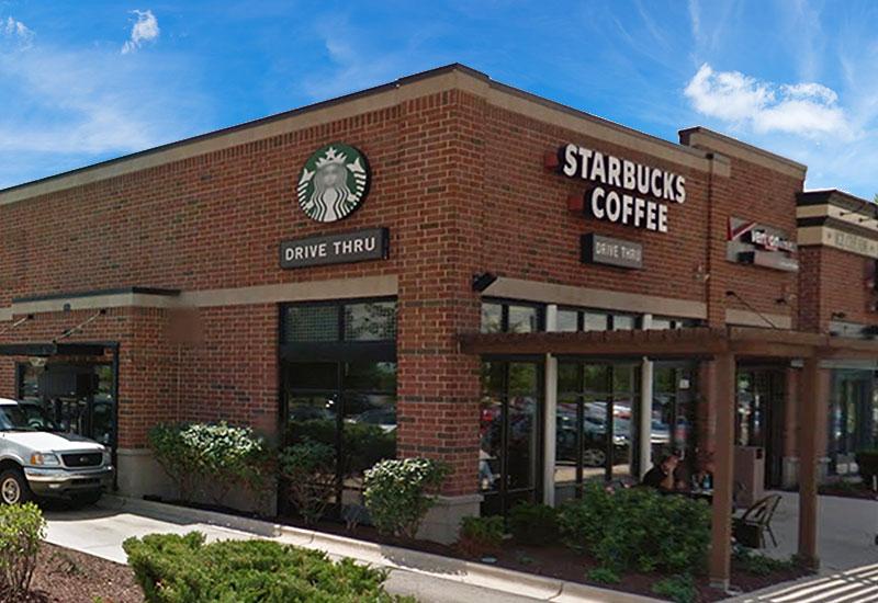 Starbucks at the Promenade