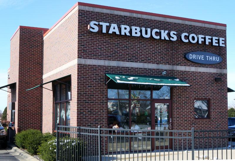 Starbucks on rt 53